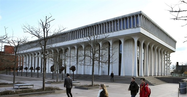 Princeton University to Drop Former Democratic President Woodrow Wilson From School's Name
