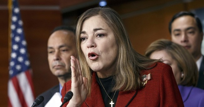 Loretta Sanchez Doesn't Back Down