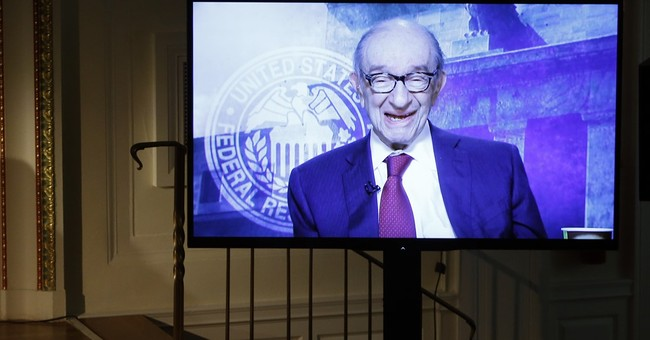 """Zero Has No Meaning"" Says Greenspan: I Disagree, So Does Gold"