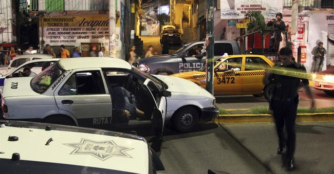 3 men decapitated, 2 more slain in Acapulco over New Year's