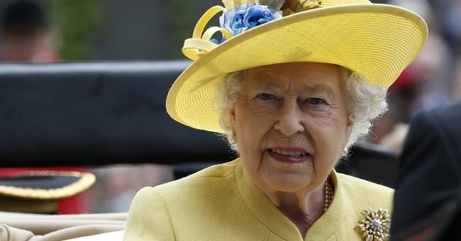 Queen Elizabeth II misses church due to 'heavy cold'