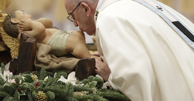 Pope:2017 will be good if people do good; decries terrorism