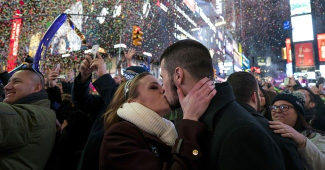 AP Photos: People around the world ring in 2017