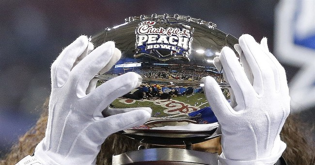 College Football Playoff viewership on ESPN rises slightly