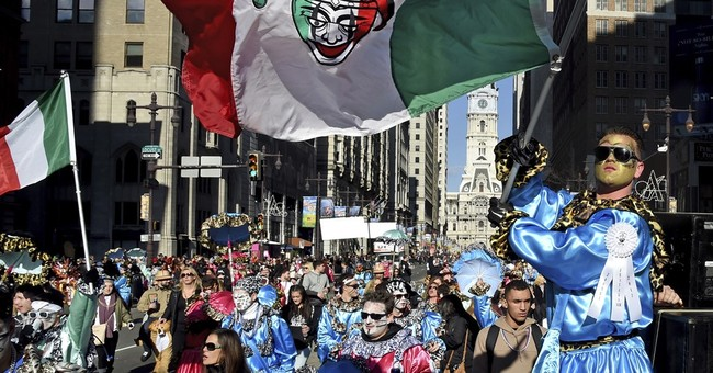 Philly's Mummers Parade offers new year a lively welcome