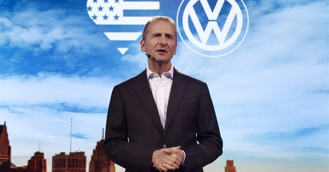 Despite scandal, VW in running for global sales crown