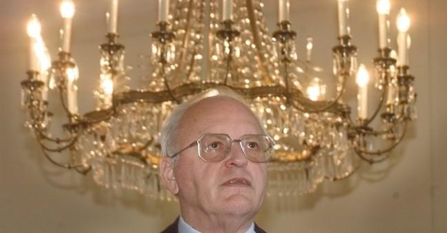Roman Herzog, Germany's president in the 1990s, dies at 82