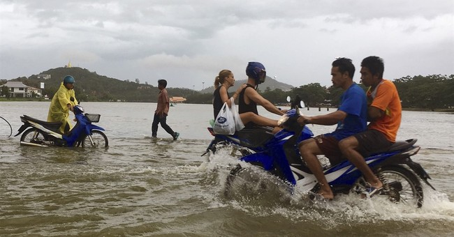 25 dead, 1 million affected by floods in southern Thailand