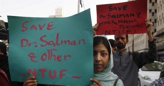 Rights groups urge Pakistan to probe abductions of activists