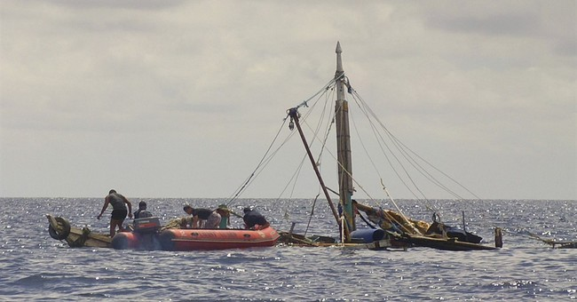 8 fishermen killed in suspected pirate attack in Philippines