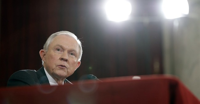 I'd stand up to Trump as AG, Sessions tells senators