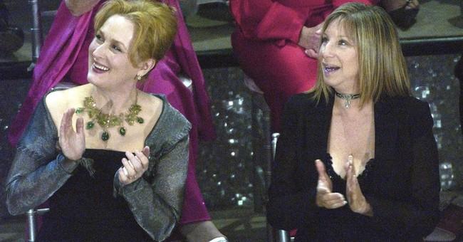 Barbra Streisand backs Meryl Streep in criticism of Trump