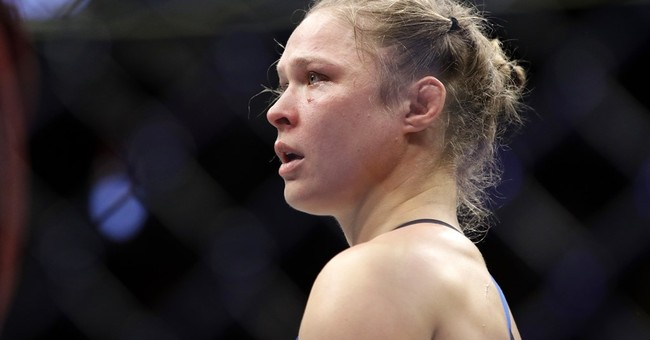 Ronda Rousey ends silence with 'rock bottom' Instagram post