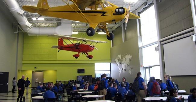 Michigan charter school backed by DeVos growing