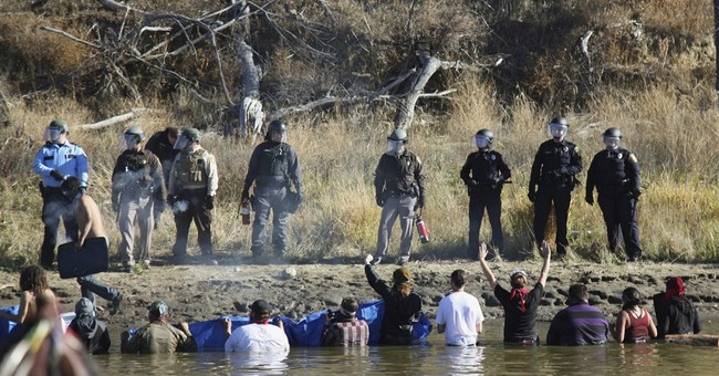 North Dakota's experience with pipeline protests spurs bills