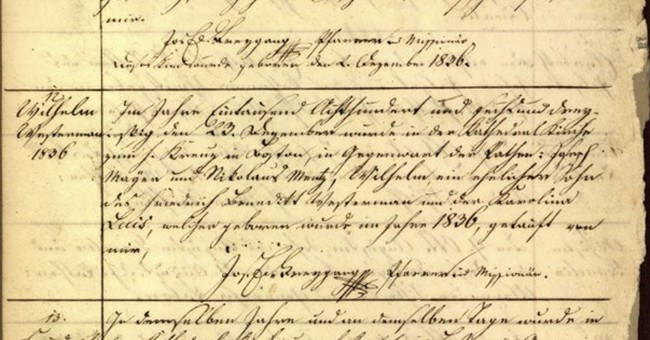 Project will digitize Catholic records of Boston Archdiocese