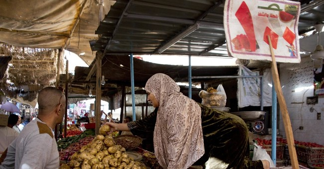 Egypt annual urban consumer price inflation highest in years