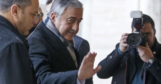 Cyprus leaders tackle power-sharing in Geneva peace talks