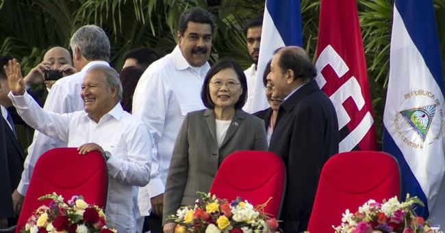 Daniel Ortega sworn in for 3rd term as Nicaragua's president