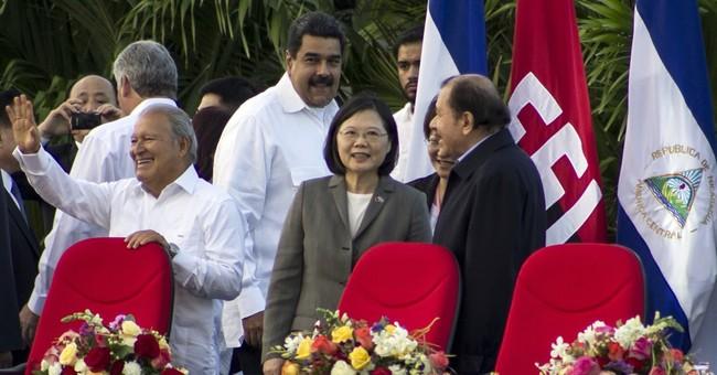 Daniel Ortega sworn in for 3rd term as Nicaragua's president