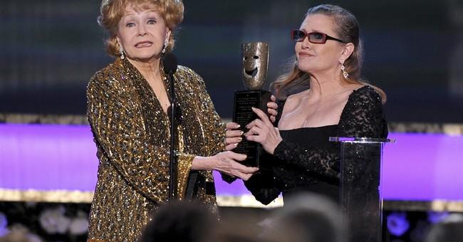 Debbie Reynolds' death certificate confirms stroke