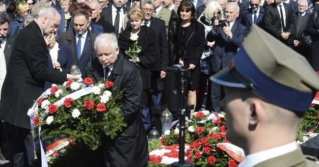 Schism rifts Poland's ruling party over minister's assistant