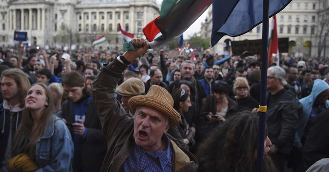 Hungary's president signs bill aimed at Soros-founded school