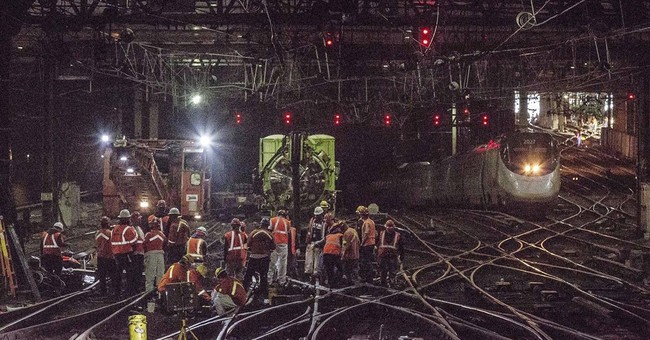 Governors want 'verification' of Penn Station track safety