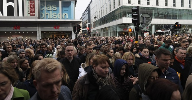 The Latest: Swedish court papers name truck attack suspect
