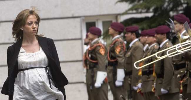 Spain's first female defense minister Carme Chacon dies