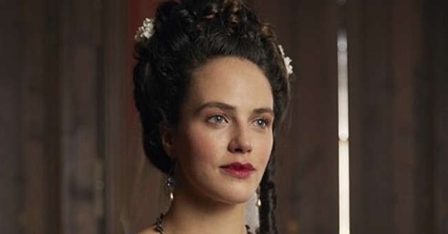 Lady Sybil no more: 'Downton' star shifts to 'Harlots'