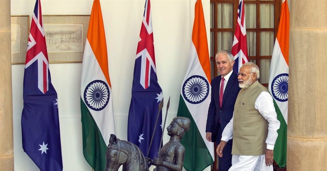 Australia says it's ready to supply uranium to India