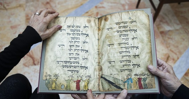 Jewish family renews fight for Passover manuscript