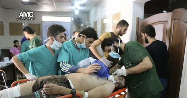 Chemical weapons attack latest in litany of Syria atrocities