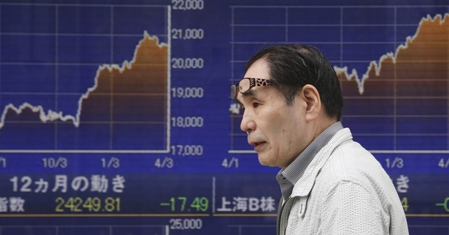 Global shares mixed as attacks in Egypt add to uncertainties