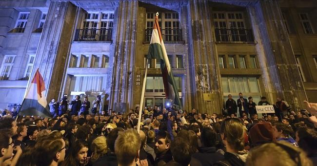 Correction: Europe-Hungary story