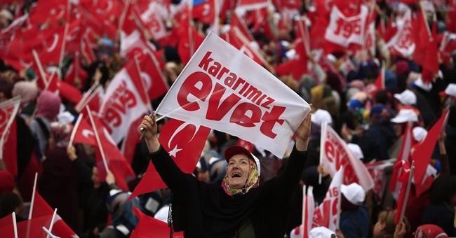 In ancestral home, Turkish affection for Erdogan resonates