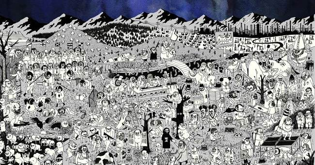 Review: For Father John Misty, doomsday is 'Pure Comedy'