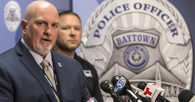 Police: Gunman who killed Texas lawman killed himself