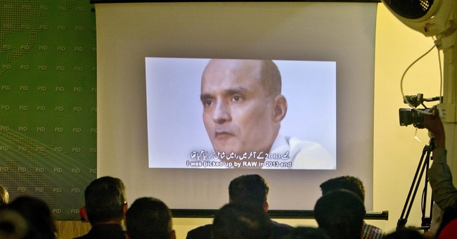 Pakistan's army sentences alleged Indian spy to death