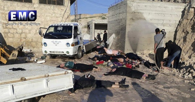 Russia knew in advance of Syrian chemical attack