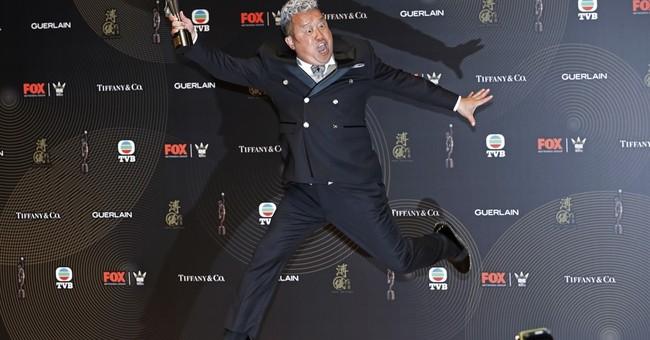 Thriller 'Trivisa' wins big at Hong Kong Film Awards