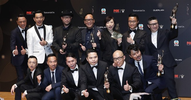 Thriller 'Trivisa' wins big at Hong Kong Film Awards