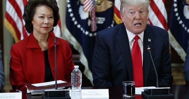 Trump wants regulations streamlined in infrastructure bill