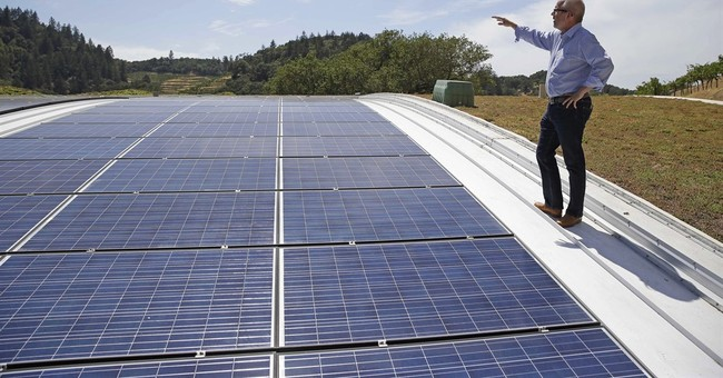 California's solar energy set power supply record in March