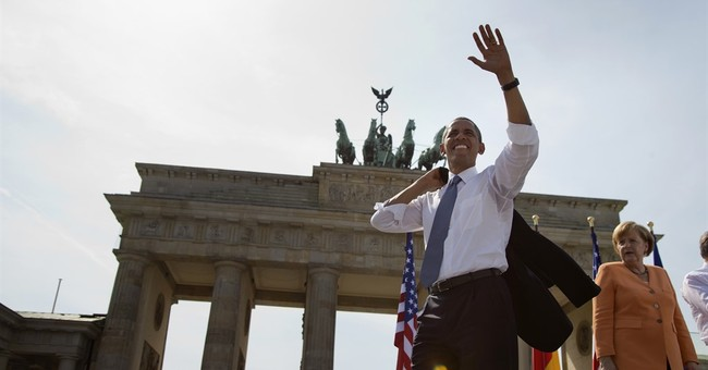 Obama expected at Protestant event in Berlin next month