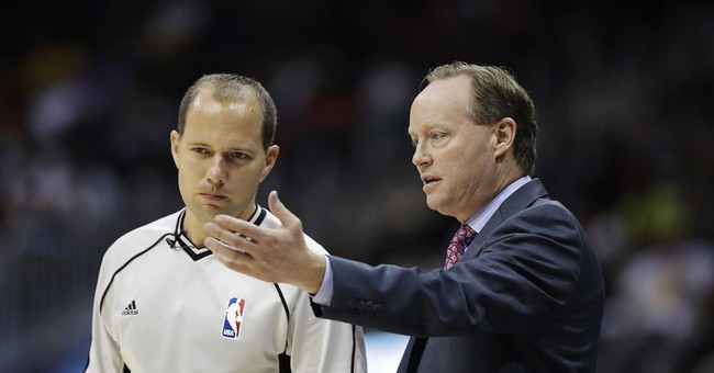 Ref relatives: Gobles 1st siblings on NBA officiating staff