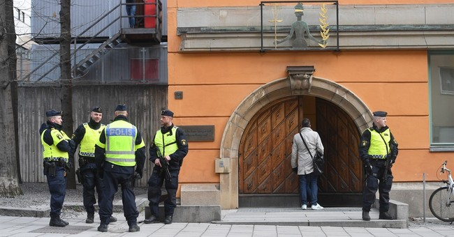 Lawyer: Uzbek man pleads guilty in Stockholm truck attack