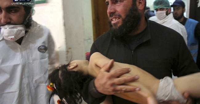 Turkey: Autopsies show sarin gas used against Syrian town