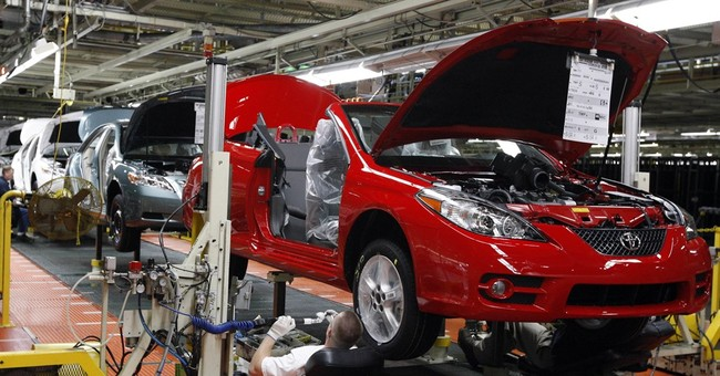 AP FACT CHECK: Trump again out of his lane on auto jobs